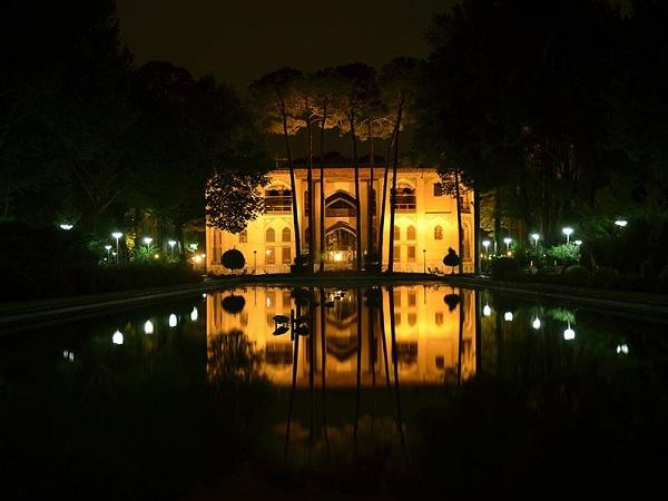 Palais Hasht Behesht Ispahan