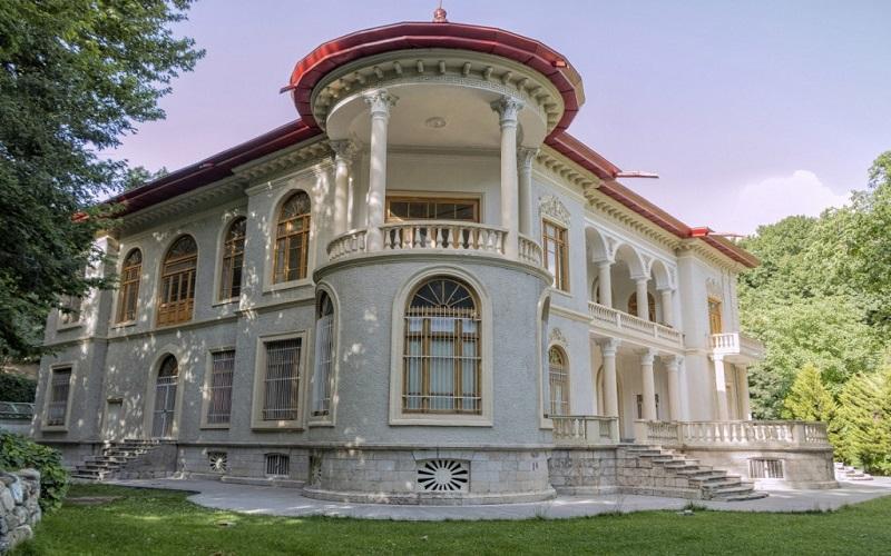 Palais Saad Abad Téhéran Iran