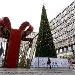 Les dépenses de certaines villes pour les décorations de Noël