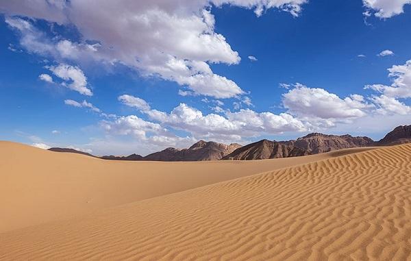 désert de Mesr en Iran
