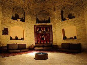 Caravansérail de Zeinodin, Yazd