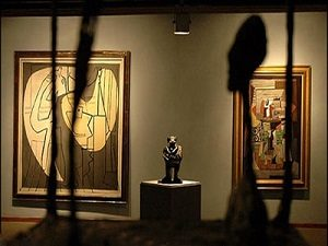 musée d'art contemporain, Téhéran