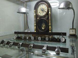 musée de l'horloge, Kerman