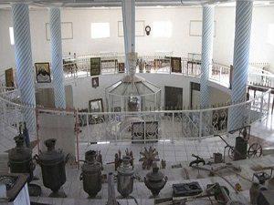 musée de zoroastriens, Kerman