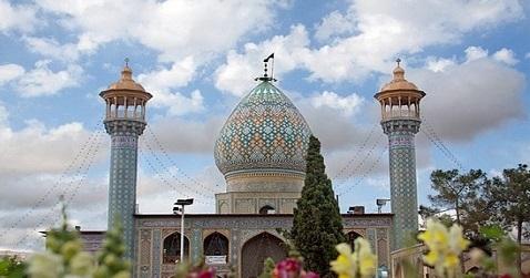Mausolée d'Ali Ebn Hamzeh