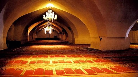 Grande mosquée Ispahan Iran