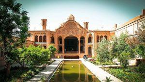 maison des Boroujerdi, Kashan