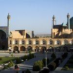 Circuit nomade et des villes en Iran