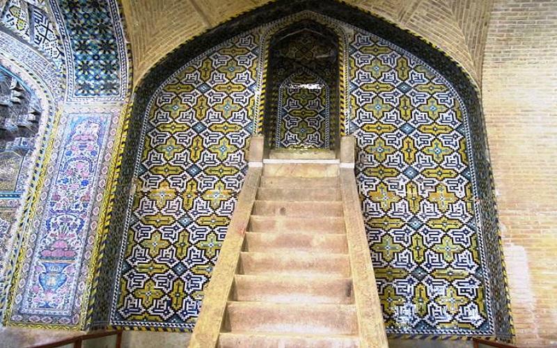 mosquée Vakil Shiraz Iran