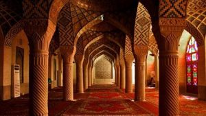 mosquée de Vakil, Chiraz