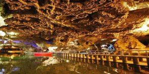 Grotte d'Ali Sadr, Hamadan