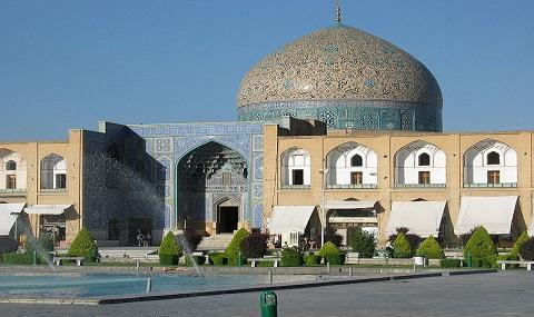 Mosquée du Cheikh Lotfallah