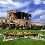 Palais d'Ali Qapou
