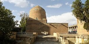 Le mausolée d'Esther et de Mardochée, Hamadan