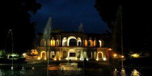 Jardin de Shahzadeh, Kerman