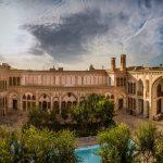 Maisons historiques de Kashan Iran