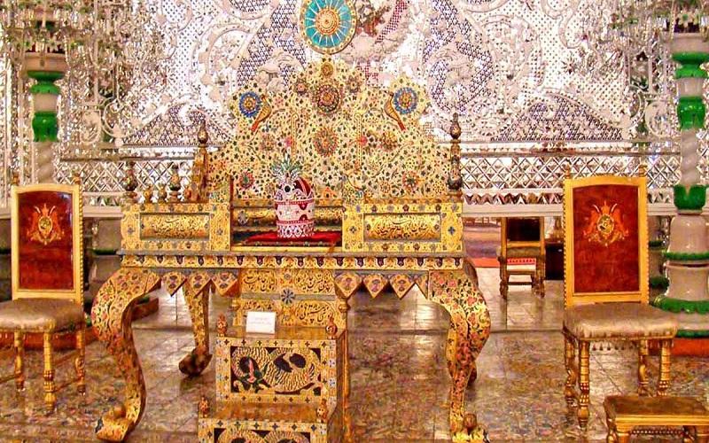 Musée des joyaux nationaux d'Iran
