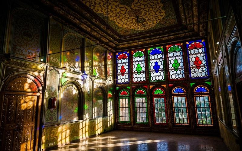 Maison traditionnelle Narenjestan Shiraz Iran