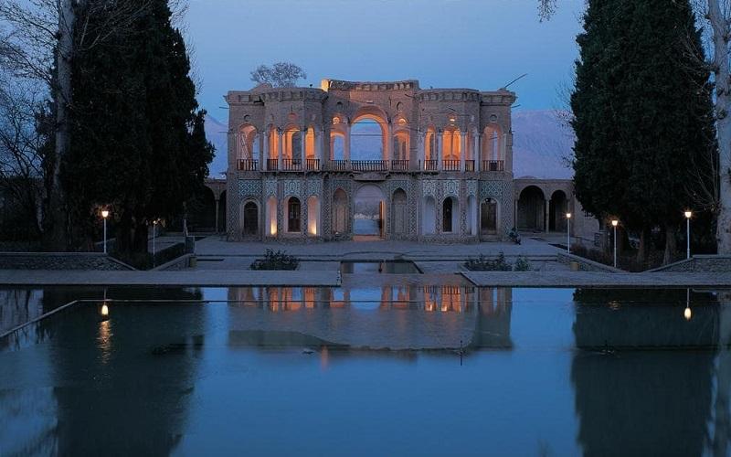 jardin de Shahzadeh