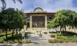 maison Zinat ol Molk Shiraz Iran