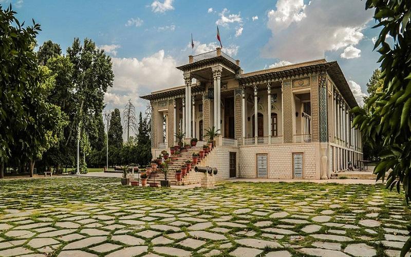 Jardin Afif Abad Shiraz Iran