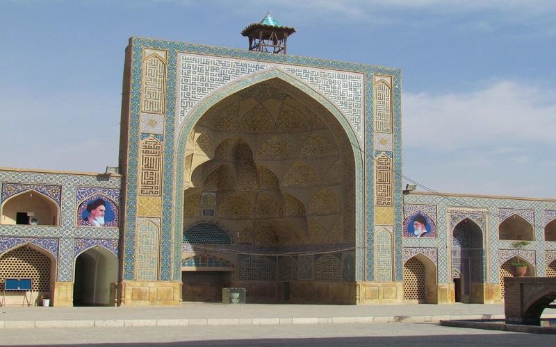 Mosquée du vendredi Ispahan Iran
