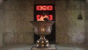 Temple du feu, Yazd