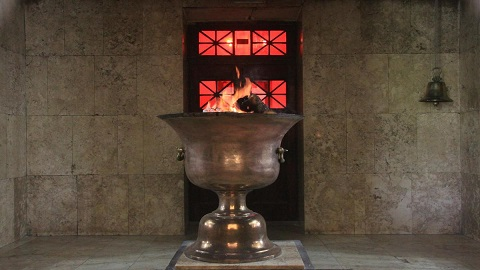 Temple du feu Yazd Iran