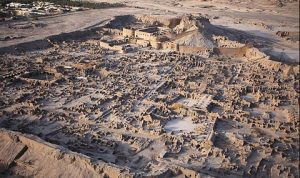 citadelle de Bam, Kerman