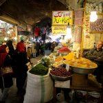 Grand bazar Ispahan Iran