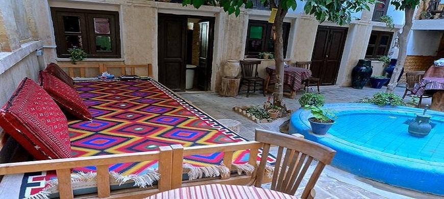 maison traditionnelle de Parhami, Chirazmaison traditionnelle de Parhami, Chiraz