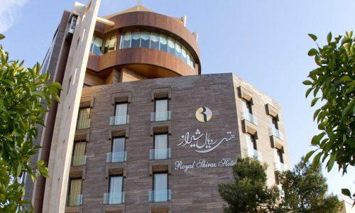Hôtel Royal Shiraz Iran