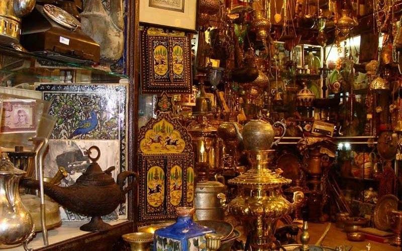 Bazar Vakil Shiraz Iran
