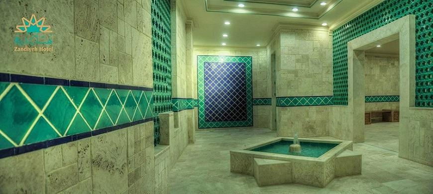 Hôtel Zandiyeh Shiraz Iran
