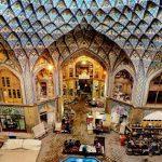 Grand bazar d'Ispahan