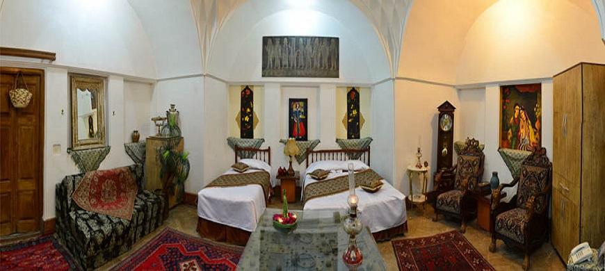 Hôtel Musée Fahadan Yazd Iran