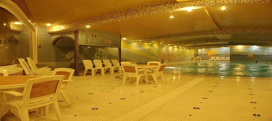 Grand Hôtel international Ferdowsi Téhéran Iran