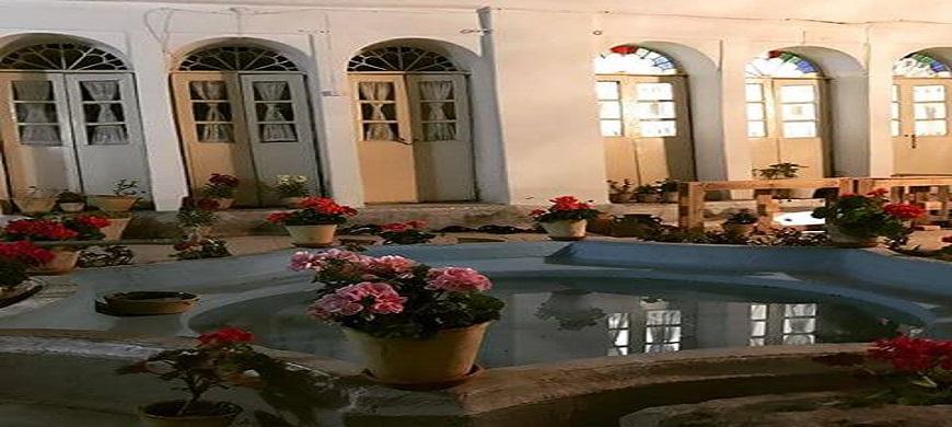 Maison traditionnelle de Howzak Ispahan Iran