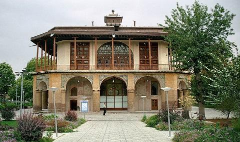 Circuit en Iran impressionnant
