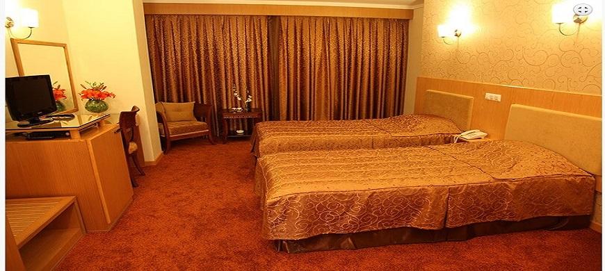 Hôtel Saina Téhéran Iran