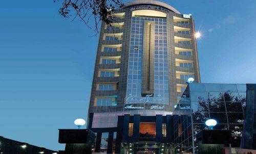 Hôtel Aseman Ispahan Iran