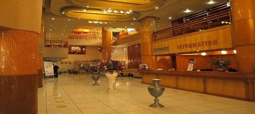 Hôtel-Aseman-Ispahan-Iran