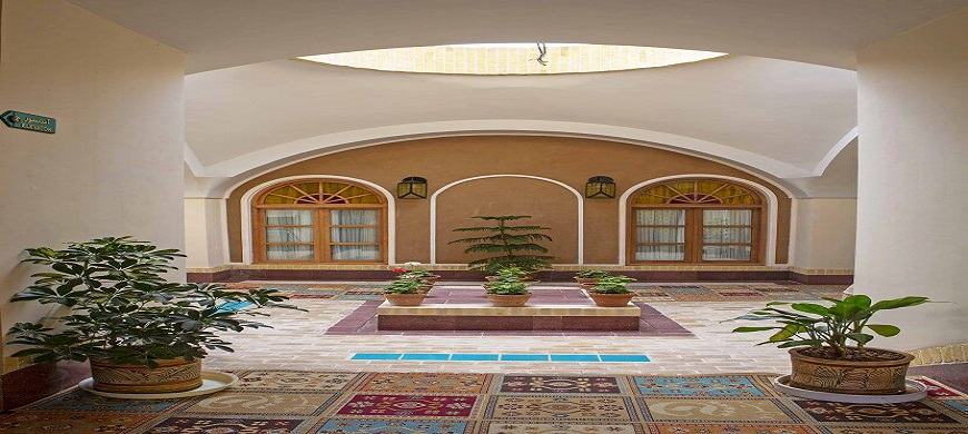 Hôtel Dad Yazd Iran