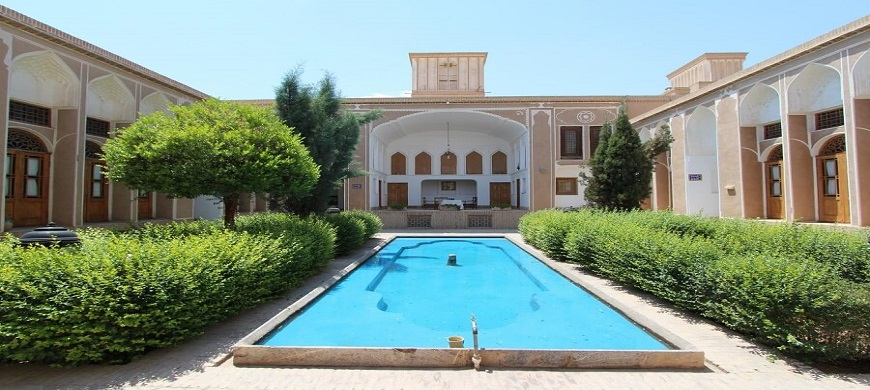 Hôtel International Laleh Yazd Iran