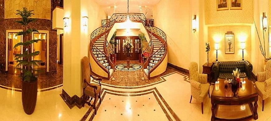 Hôtel Javad Mashhad Iran