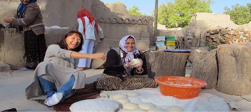 Auberge Abbas Barzegar Bavanat Iran