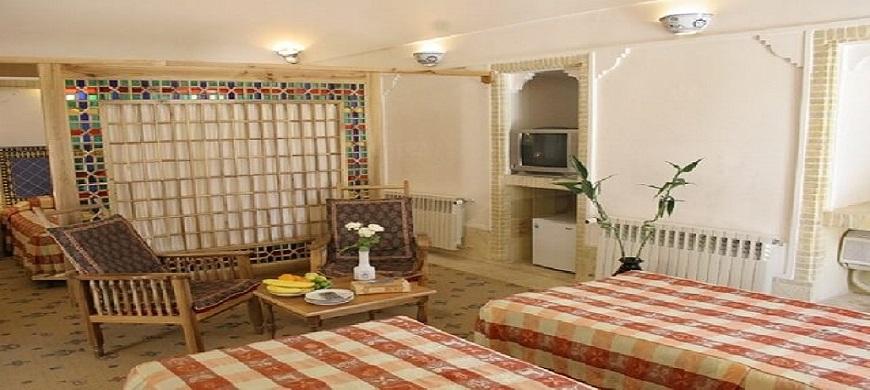 Hôtel Akhavan Kerman Iran
