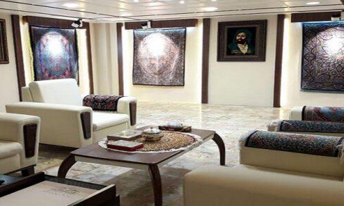 Hôtel International Qom Iran