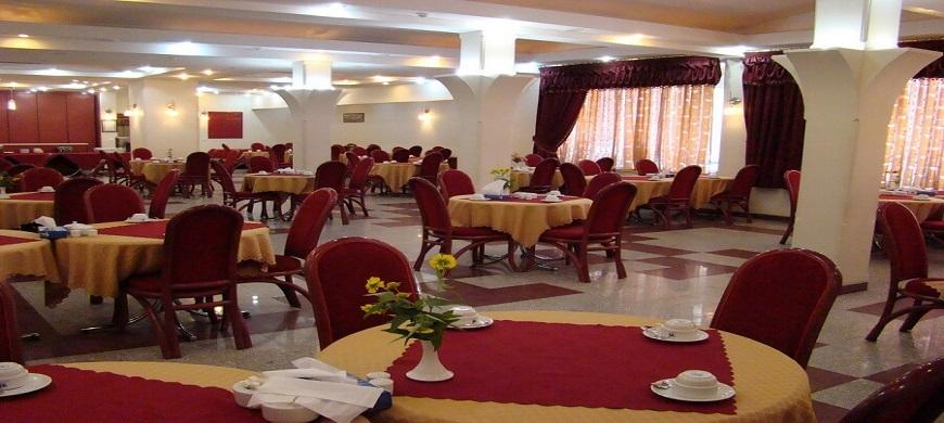 Hôtel Jahangardi Kerman Iran