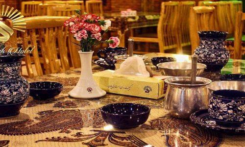 Hôtel Karimeh Qom Iran